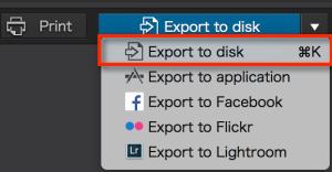 DxO-Export