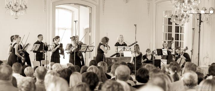 Orķestra instrumentu uzskaņošana