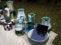 Leonīda Kupča keramika