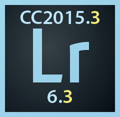 Lightroom 6.3/CC2015.3