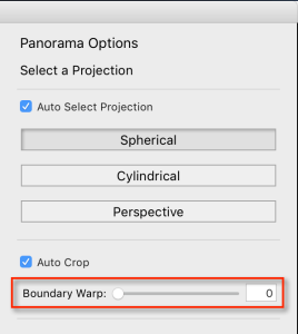 Boundary-Warp