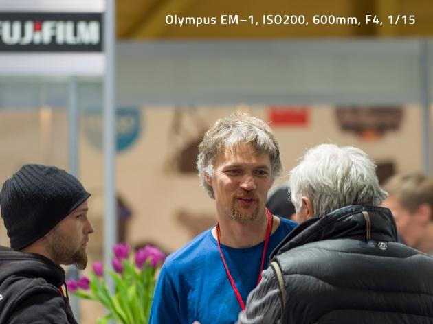 600mm, ISO200, F4, 1/15